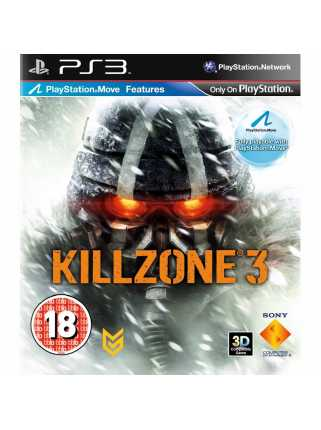Killzone 3 (USED) [PS3]