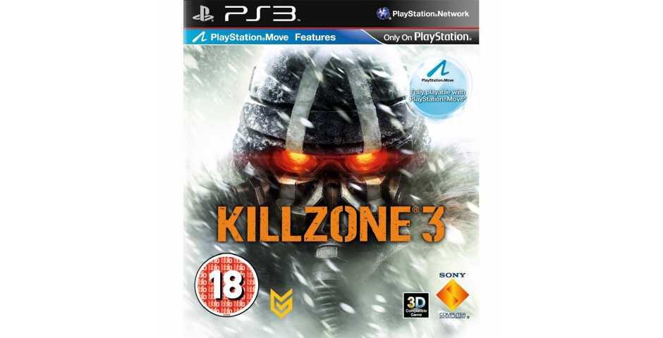 Killzone 3 (USED) [PS3]