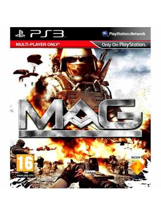 MAG (USED) [PS3]