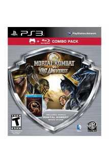 Mortal Kombat vs DC Universe [PS3] Trade-in | Б/У
