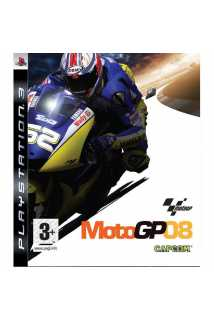 MotoGP 08 (USED) [PS3]
