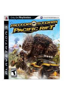 MotorStorm: Pacific Rift (USED) [PS3]
