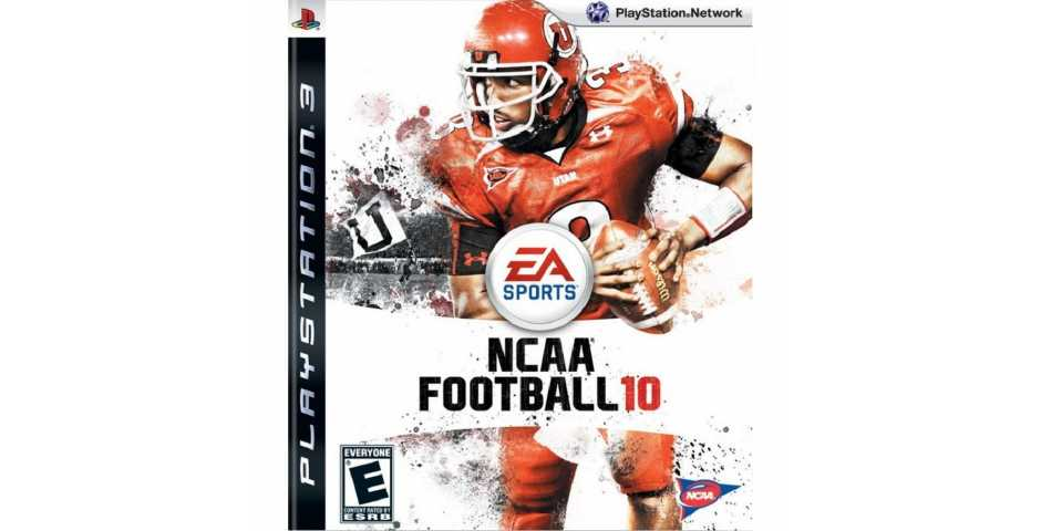 NCAA fotball 10 (USED) [PS3]