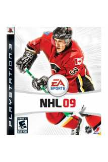 NHL 09 (USED) [PS3]