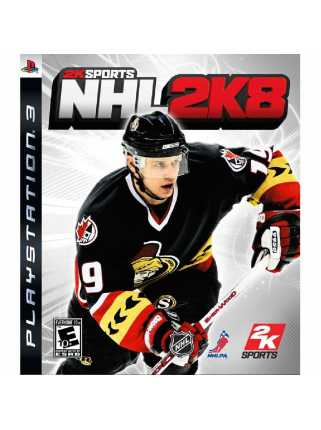 NHL 2K8 (USED) [PS3]