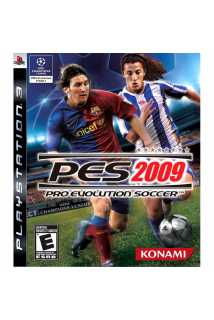 PES 2009 (Pro Evolution Soccer 2009) (USED)[PS3]
