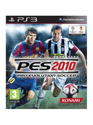 PES 2010 (Pro Evolution Soccer 2010) (USED)[PS3]