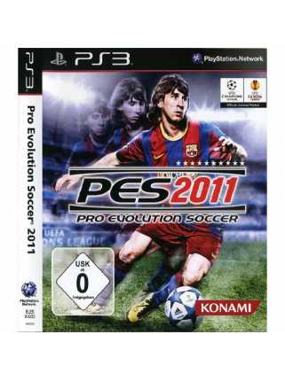 PES 2011 (Pro Evolution Soccer 2011) (USED)[PS3]