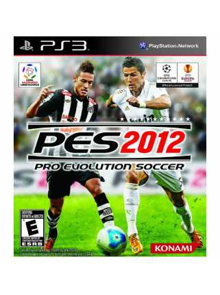 PES 2012 (Pro Evolution Soccer 2012) (USED)[PS3]