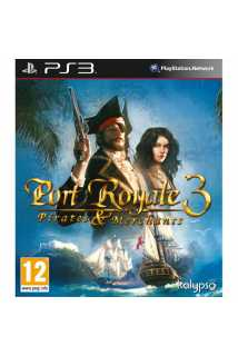 Port Royale 3: Pirates and Merchants (USED) [PS3]