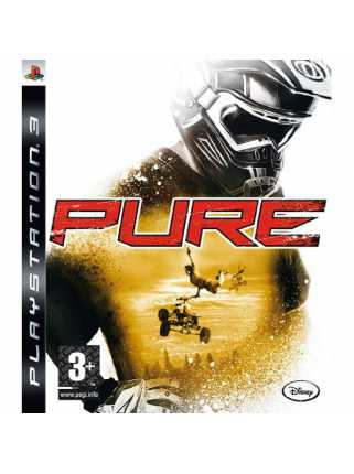 Pure (USED) [PS3]
