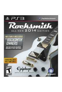 Rocksmith 2014 Edition [PS3]