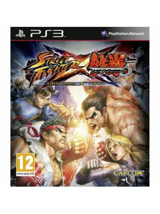 Street Fighter X Tekken (USED) [PS3]
