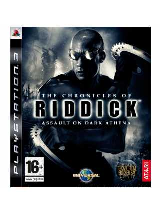 The Chronicles of Riddick: Assault on Dark Athena (USED) [PS3]