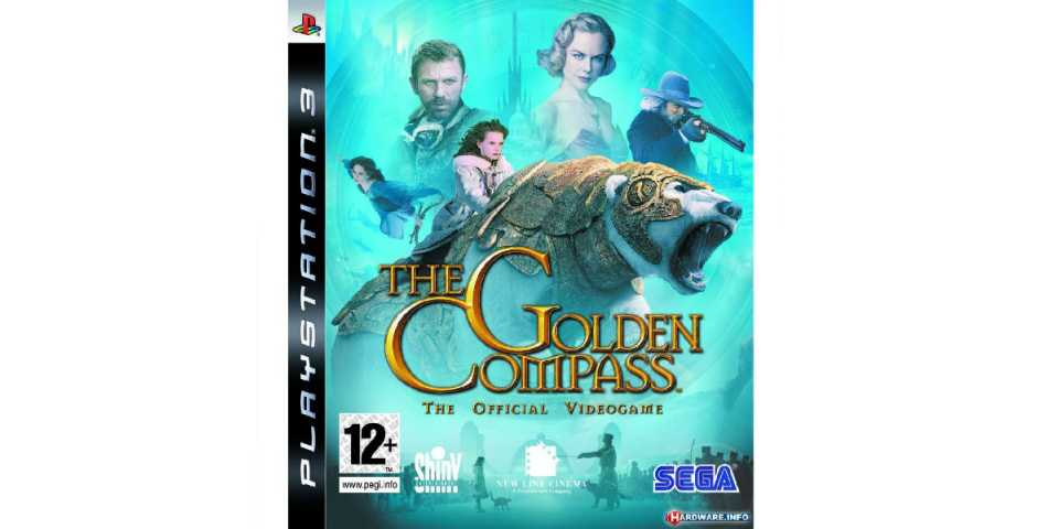 The Golden Compass (USED) [PS3]