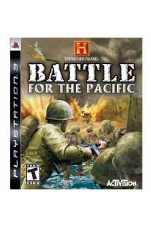 The History Channel: Battle for the Pacific (USED) [PS3]