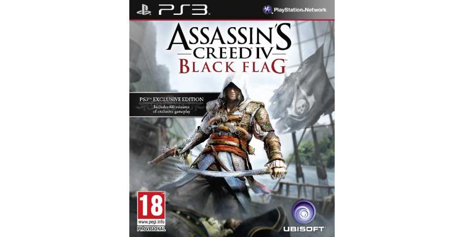Assassin's Creed IV: Black Flag [PS3]