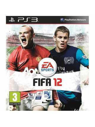 FIFA 12 (USED) [PS3]