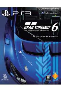 Gran Turismo 6 Anniversary Edition [PS3]