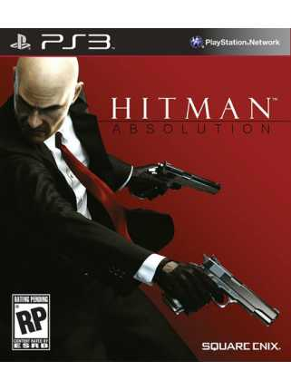Hitman: Absolution [PS3]