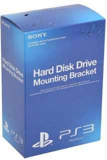 Крепление для жесткого диска PS3 Super Slim