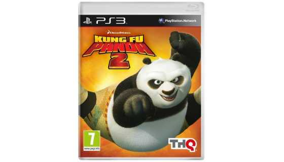 Kung Fu Panda 2: The Video Game [PS3]