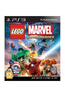 LEGO Marvel Super Heroes [PS3]
