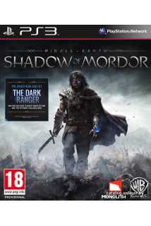Middle-earth: Shadow of Mordor [PS3]