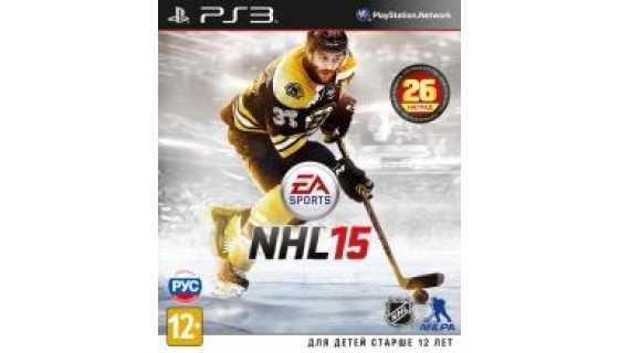 NHL 15 [PS3]