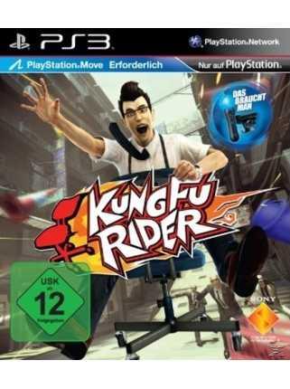 Офисное Кунг-Фу (Kung Fu Rider) [PS3]