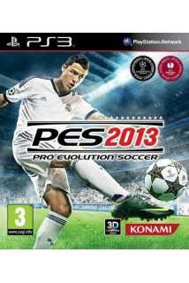 PES 2013 ( Pro Evolution Soccer 2013 ) [PS3]