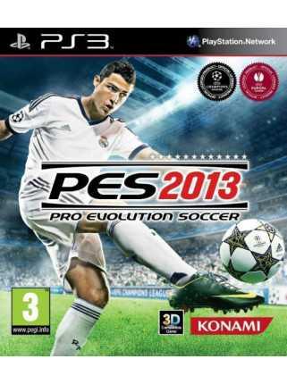 PES 2013 ( Pro Evolution Soccer 2013 ) [PS3]