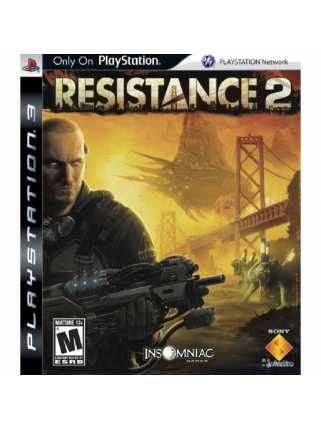 Resistance 2 (USED) [PS3]