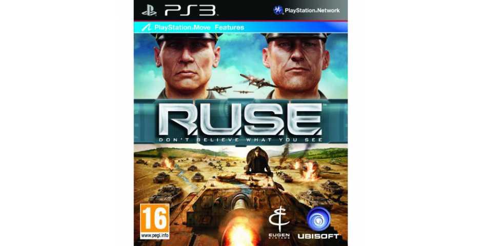 R.U.S.E. [PS3]