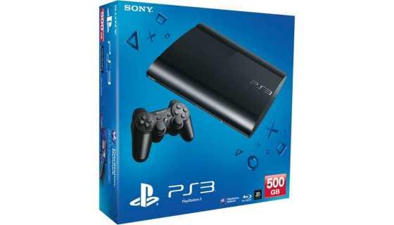 Sony PlayStation 3 (500 ГБ)