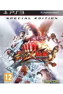 STREET FIGHTER X TEKKEN. SPECIAL EDITION [PS3]