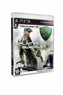 Tom Clancy's Splinter Cell Blacklist: Upper Echelon Edition [PS3]