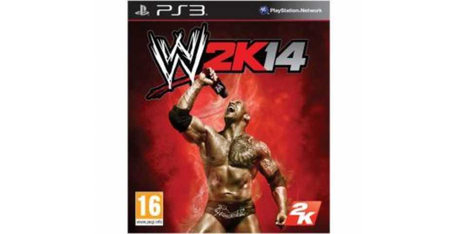 WWE 2K14 [PS3]