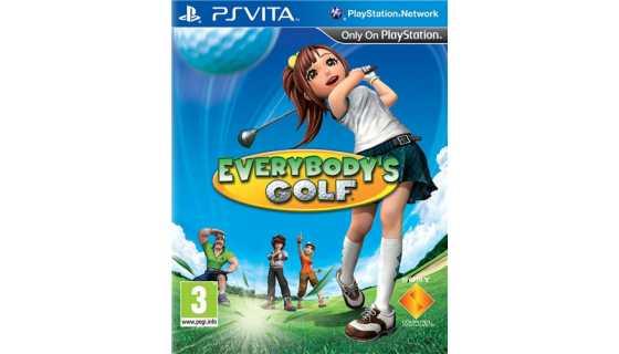 Everybody's Golf [PSVita]