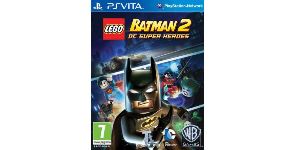 LEGO Batman 2: DC Super Heroes [PSVita]