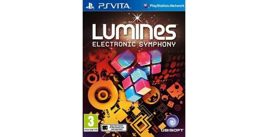 Lumines: Electronic Symphony [PSVita]