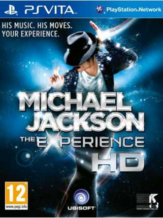 Michael Jackson The Experience [PSVita]
