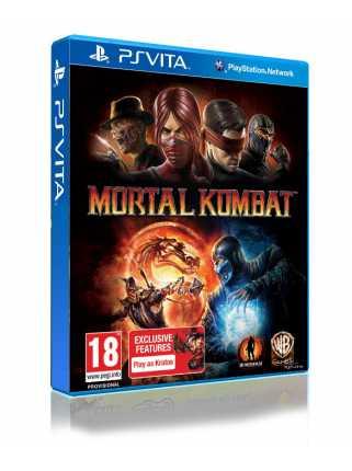 Mortal Kombat [PSVita]