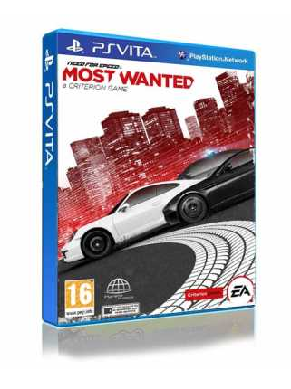 Need for Speed: Most Wanted. [PSVita]