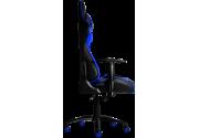 Игровое кресло ThunderX3 TGC15 (сине-черное)
