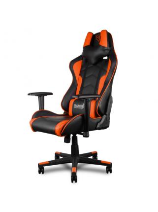 Игровое кресло ThunderX3 TGC22 (оранжево-черное)
