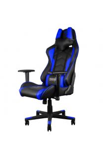 Игровое кресло ThunderX3 TGC22 (сине-черное)