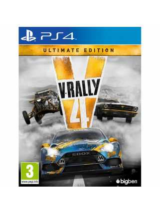V-Rally 4 Ultimate Edition [PS4]