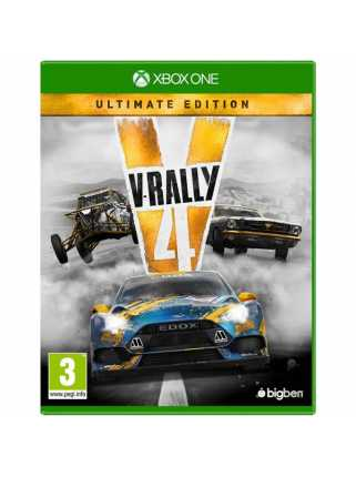 V-Rally 4 Ultimate Edition [Xbox One]