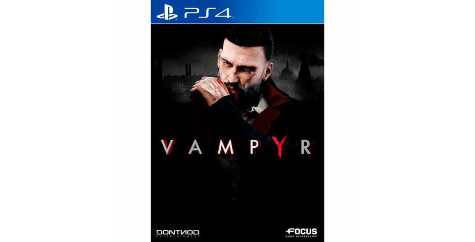 Vampyr [PS4] (Русская версия)